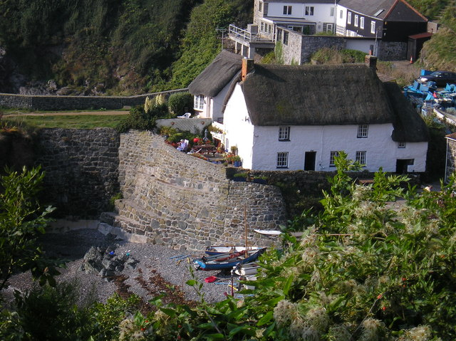Cornwall cottage in Cadgwith Cove