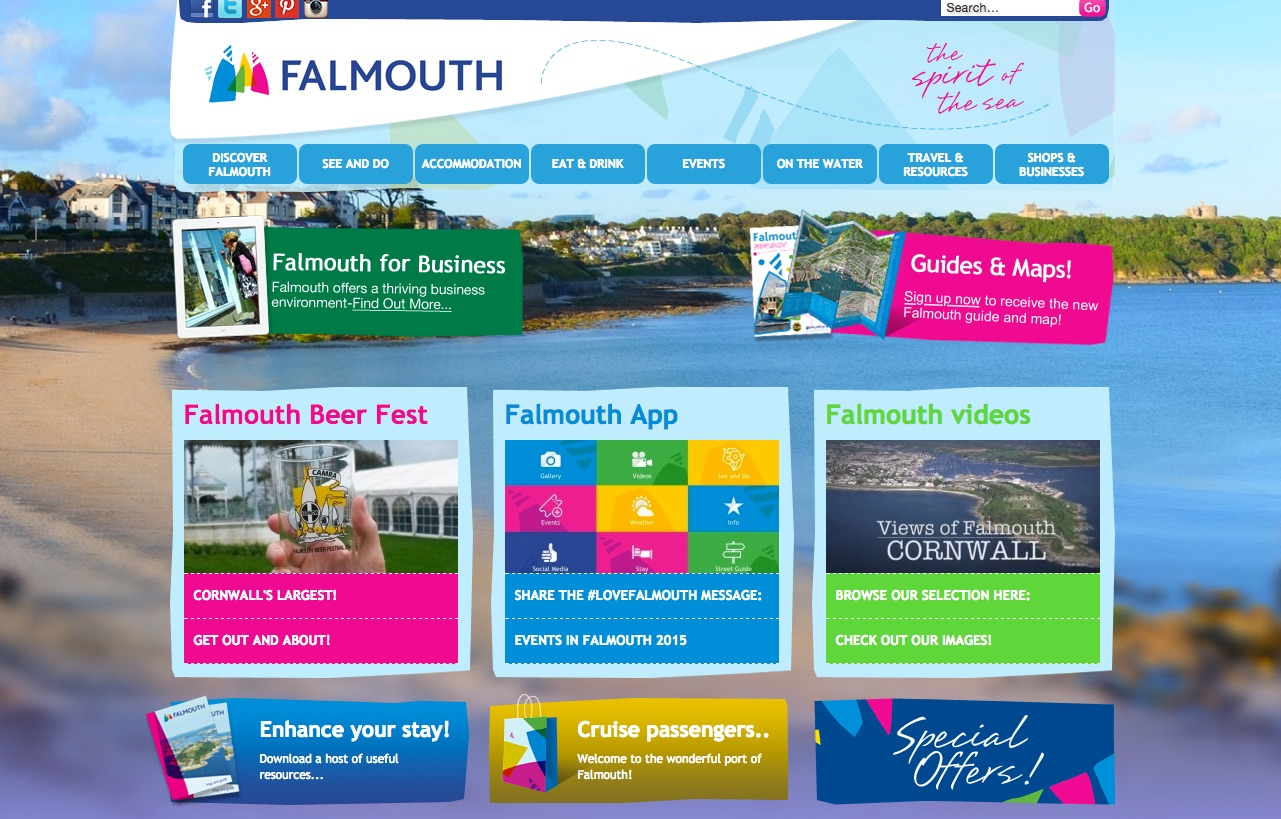 Official_Town_Website_Falmouth_Cornwall